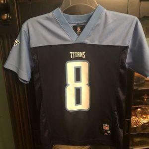 "NFL Shirts & Tops - Titans ""Mariota"" Youth Jersey"